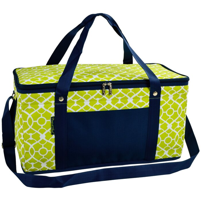 12c66b07d1f Picnic at Ascot 72 Can Trellis Collapsible Extra Large Cooler | Wayfair.ca
