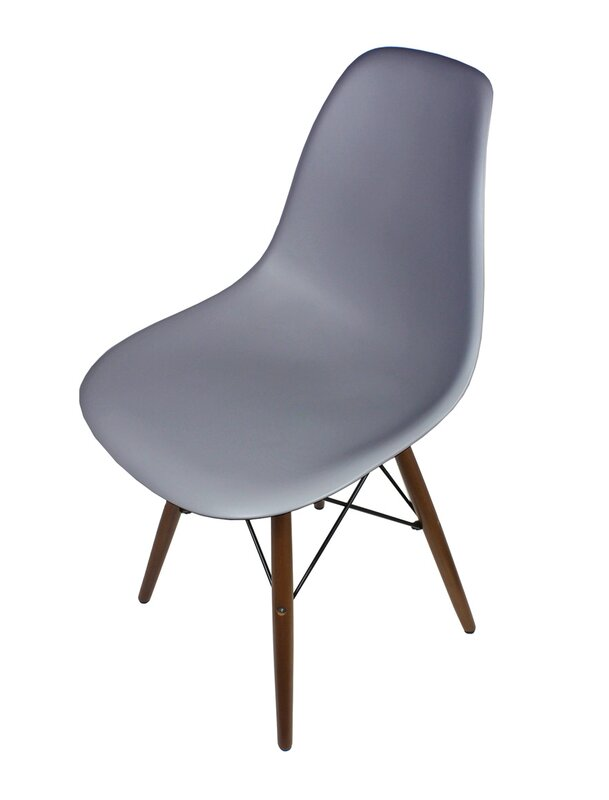 Harrison Matte Solid Wood Dining Chair Amp Reviews Allmodern