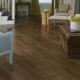 Specialty 5 Engineered Hickory Hardwood Flooring In Moonlight By Somerset Floors