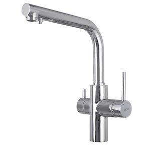 UCore Double Handle Single Hole Kitchen Faucet