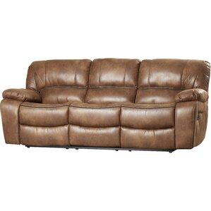 Hattiesburg Dual Reclining Sofa by Red Barre..