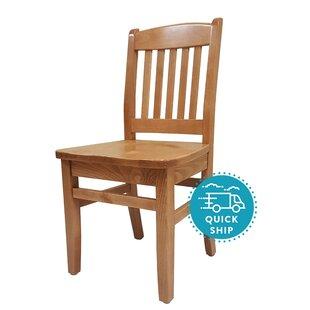 Bulldog Solid Wood Dining Chair