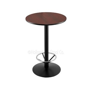 Remarkable Round Bar Table With Stools Wayfair Download Free Architecture Designs Estepponolmadebymaigaardcom