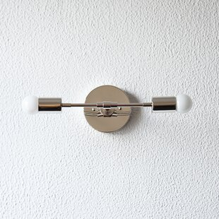 Mid Century Modern Bathroom Vanity Lighting Youll Love Wayfair