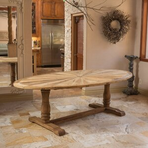 Chaumont Dining Table by Lark Manor