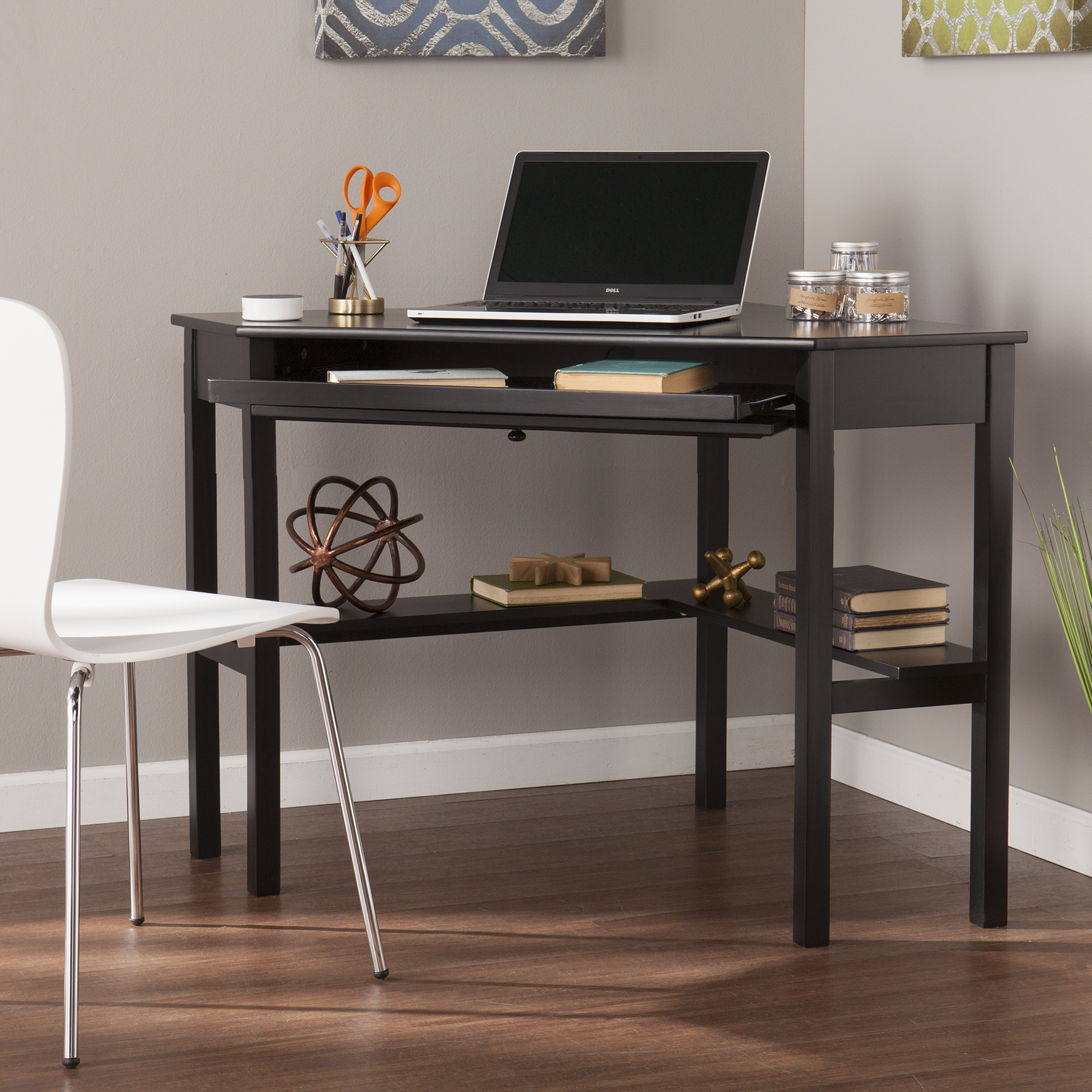 Home Office Desk: Farmhouse & Rustic Home Office Furniture