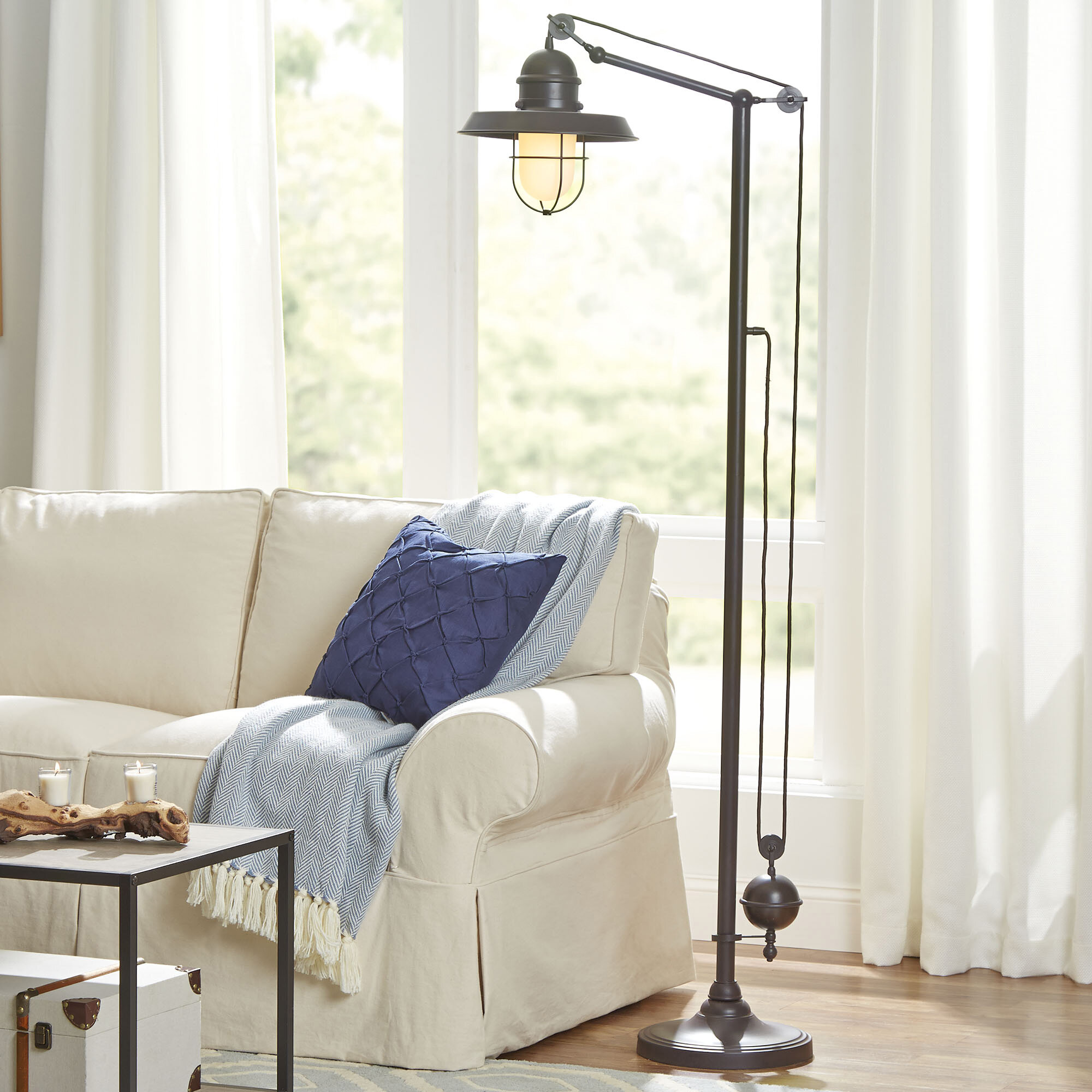 Birch lane robertson 69 task floor lamp reviews birch lane mozeypictures Image collections
