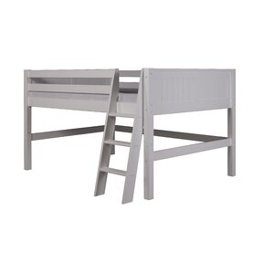 Isabelle Full Low Loft Bed