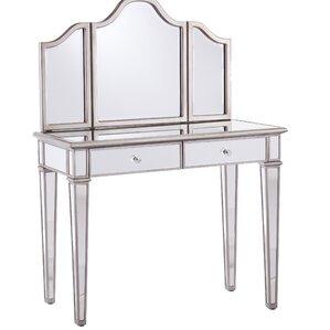 Leonardo Vanity Set With Mirror