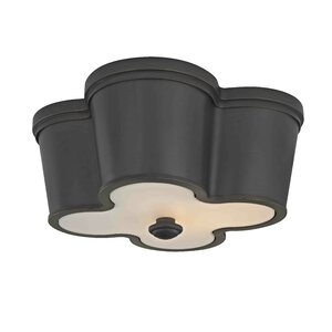 Gloria 2-Light Flush Mount