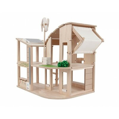Plan Toys Chalet Dollhouse with Furniture & Reviews | Wayfair Cad Designs Doll House Html on art house design, house structure design, radiant heating installation and design, support structure design, japanese tea house design, manufacturing house design, cnc house design, business house design, building structure design, technical drawing and design, architecture house design, autocad 3d design, top house design, engineering house design, fab house design, 2d house design, classic house design, solidworks house design, box structure design, google sketchup house design,