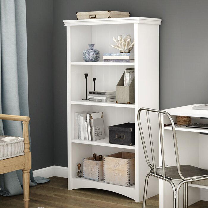 collection wood bookcase fisher south stove with bed spark shore headboard twin