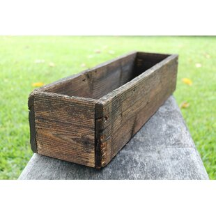 Withun Wood Planter Box