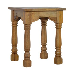 Exceptional Petite Country Style Side Table