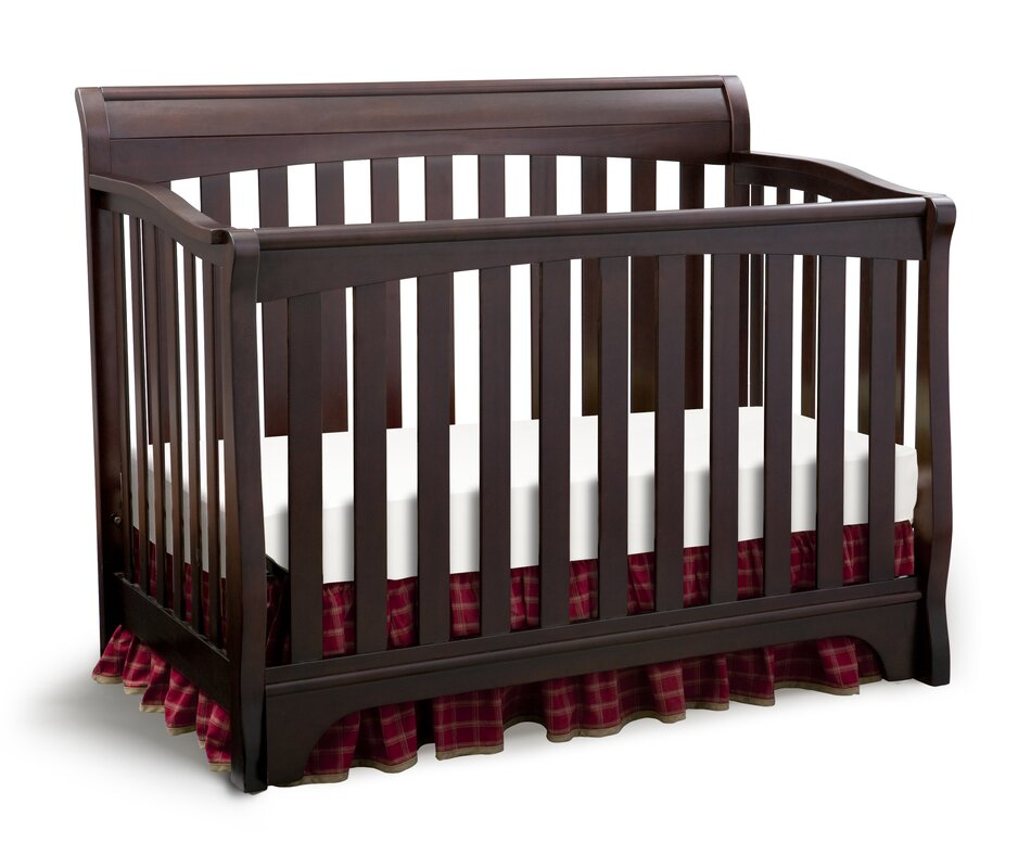 Delta Children Eclipse 4 In 1 Convertible Crib Amp Reviews