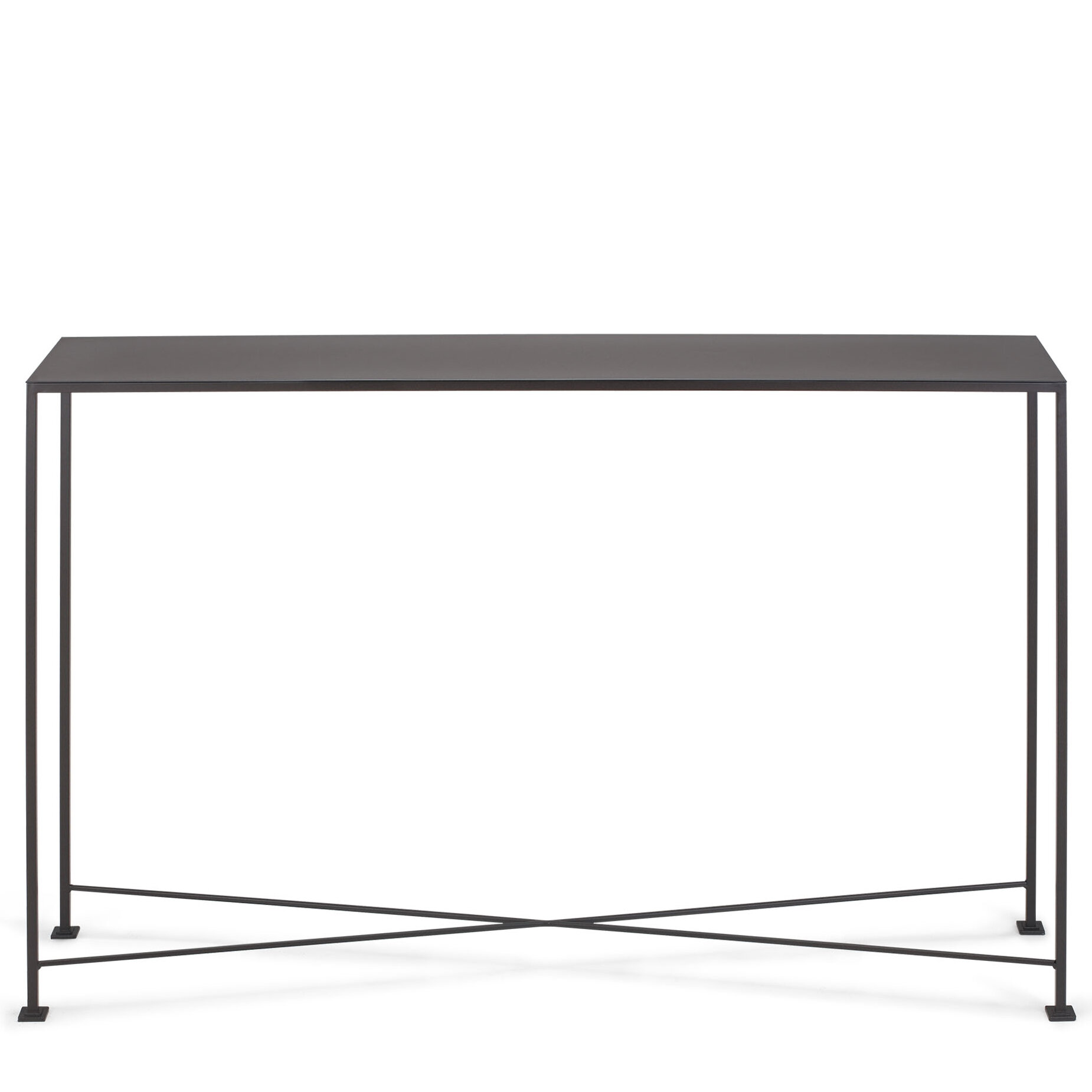 Attrayant TAG Diversey Metal Console Table | Wayfair