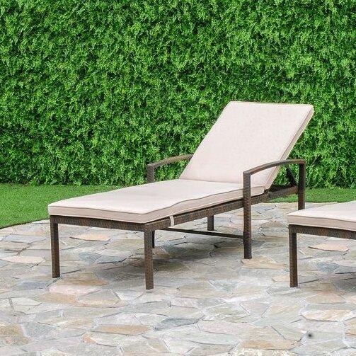 Laurel Foundry Modern Farmhouse Audette Chaise Lounge Set