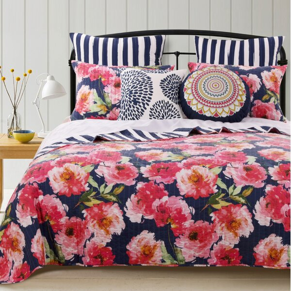 Diligent Double Size Kantha Quilt King Kantha Quilt Queen Cotton Reversible Kantha Quilt Products Hot Sale Home, Furniture & Diy Bedding