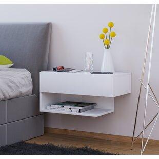 Floating Bedside Shelf Wayfair Co Uk