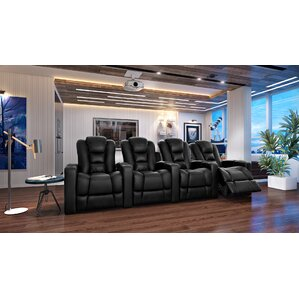 Mega XL950 Home Theatre Lounger (Row of 4) by Octane Seating