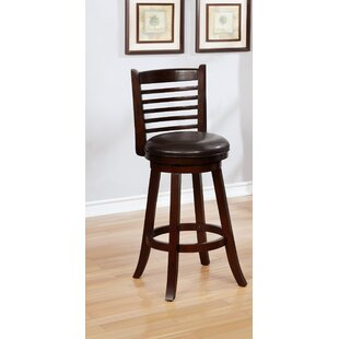 Woolsey Swivel Bar Stool (Set of 2)
