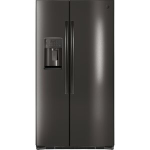 25.3 cu. ft. Energy Star Counter Depth Side By Side Refrigerator