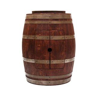 Wine Barrel Sink Wayfair - Wine barrel bathroom vanity