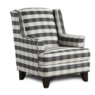 Save  sc 1 st  Wayfair & Plaid Wingback Accent Chairs Youu0027ll Love | Wayfair
