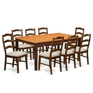 Lindstrom 9 Piece Dining Set