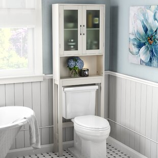 White Over The Toilet Storage Youu0027ll Love In 2019 | Wayfair