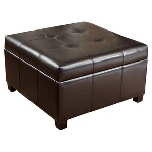 Quentin Storage Cocktail Ottoman by Darby Ho..
