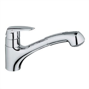 Grohe Eurodisc Single Handle Single Ho..