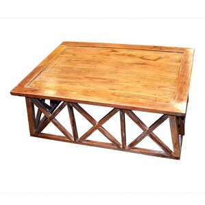 Mathewson Wooden Coffee Table by Loon Peak