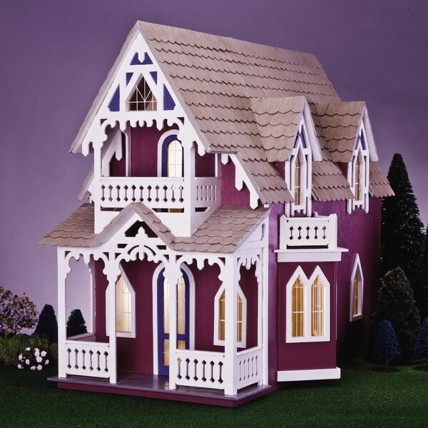 Greenleaf Dollhouses Vineyard Cottage Dollhouse Amp Reviews
