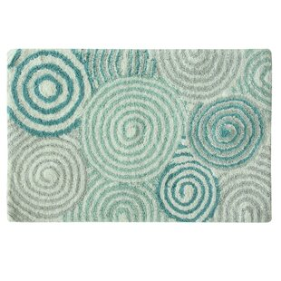 Dark Teal Bath Rug Wayfair - Dark green bathroom rugs