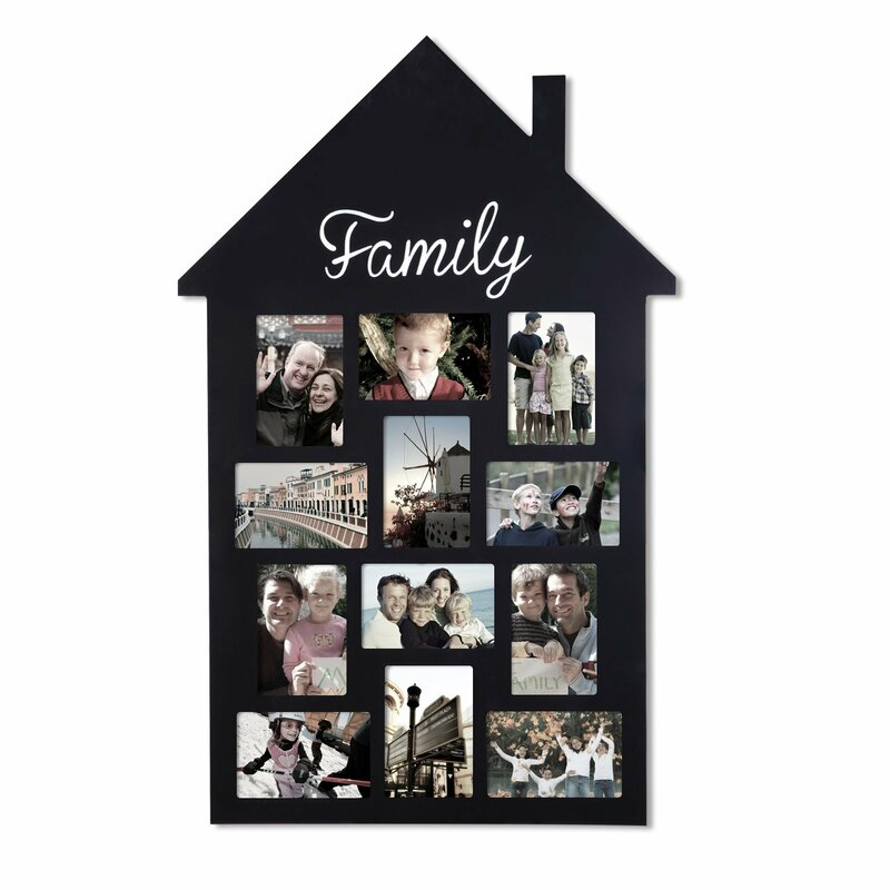 Family Tree Picture Frame Wall Hanging family wall hanging - minimalistic design