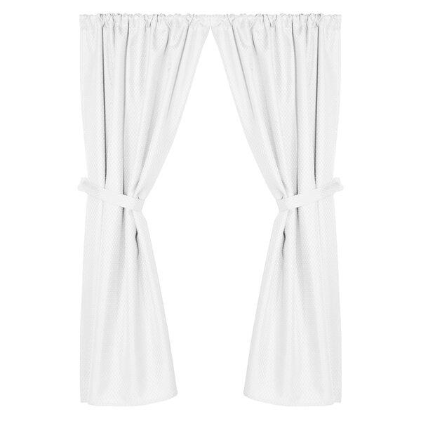 Bathroom Paneling Whiteboard 201x300.jpg Bathroom Small Window Curtains | Wayfair