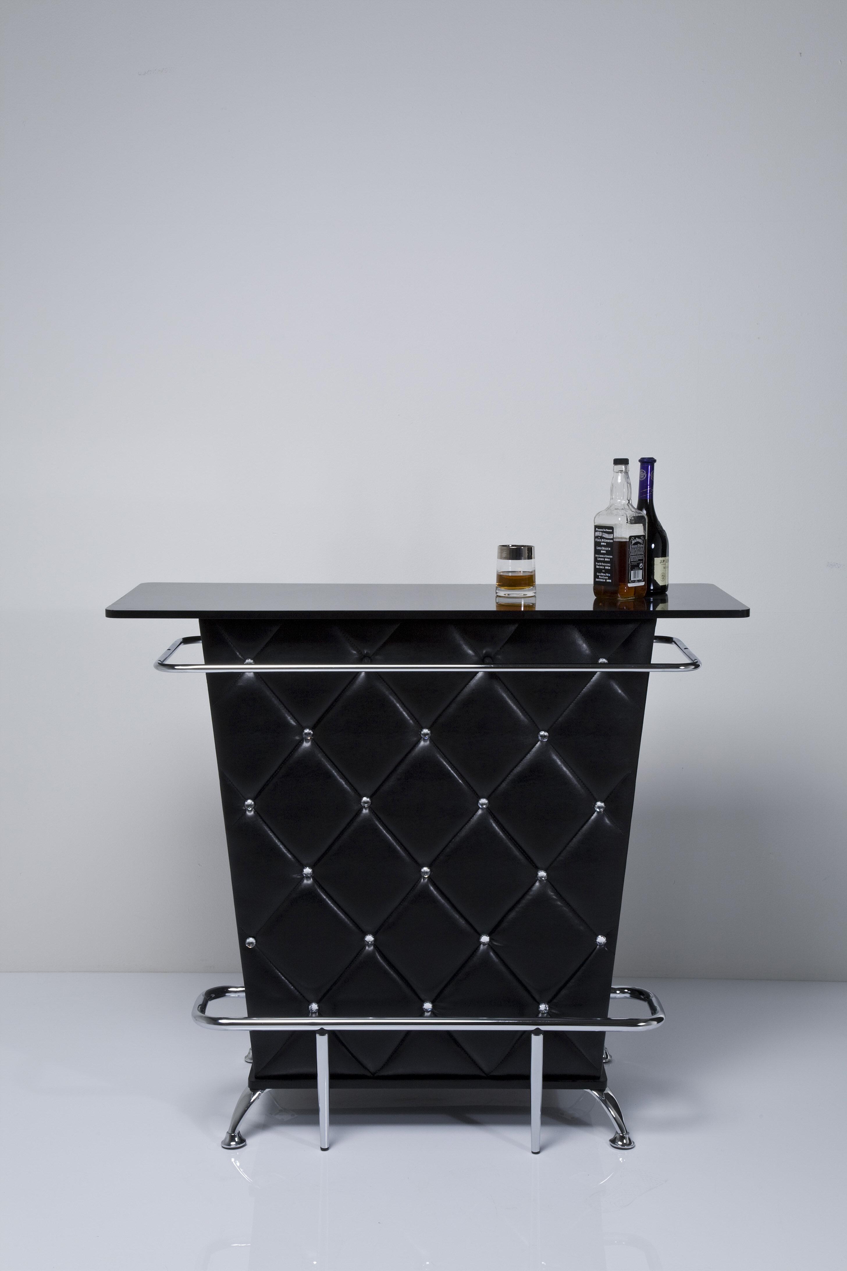 KARE Design Hausbar Lady Rock mit Weinregal   Wayfair.de