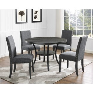 Westberg 5 Piece Dining Set