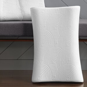 Contour Side to Side Memory Foam Queen Pillow by Tempur-Pedic