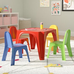 Karissa Kids Play Table And Chair Set