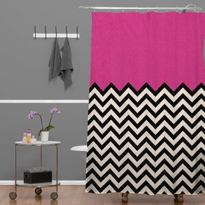gray and green shower curtain. Bianca Green Shower Curtain Modern Pink Curtains  AllModern