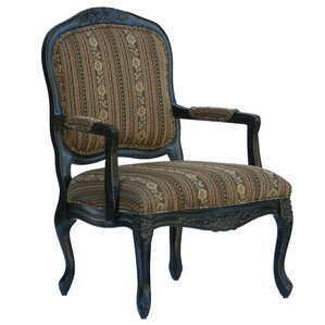 Lazlo Chenille Armchair by..