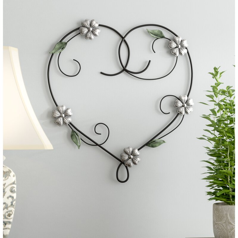 Alcott Hill Heart Wall Décor & Reviews | Wayfair