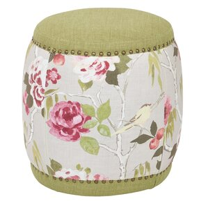 Briana Barrel Ottoman by Ave Six
