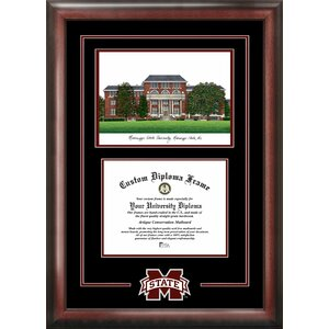 NCAA Spirit Graduate Diploma Picture Frame