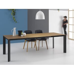 Temper Extendable Dining Table by YumanMod