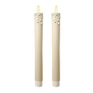 Action Flame Flameless Candle (Set of 2)