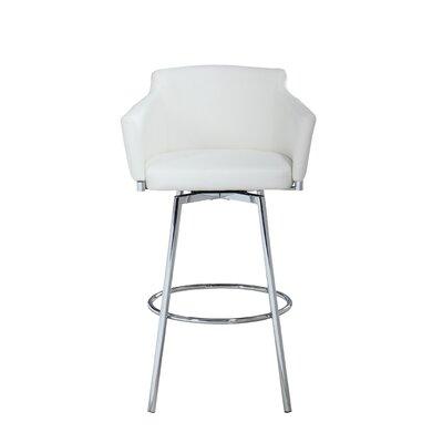 Modern White Bar Counter Stools Allmodern