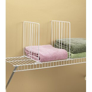shelves home divider ideas dividers size wire best medium for closet set shelf of diy indoor